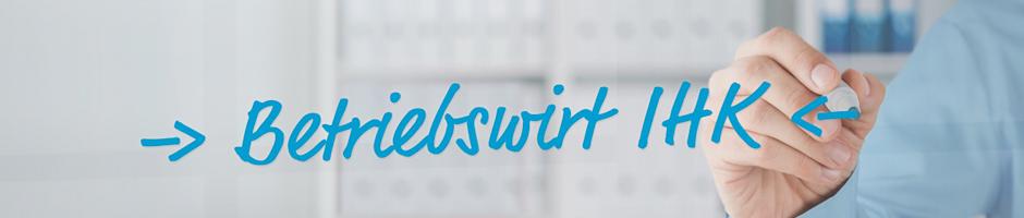 Geprüfter Betriebswirt IHK / Master Professional
